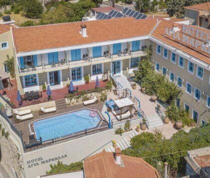 Ξενοδοχείο Αγία Μαρκέλλα