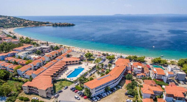 Toroni Blue Sea Hotel