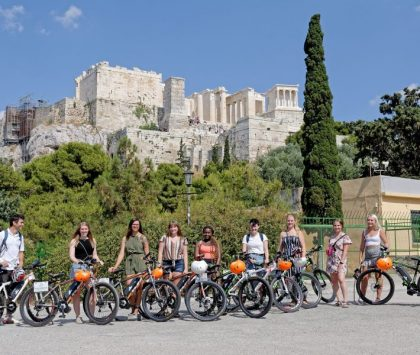 Athens Eco Bike Tours