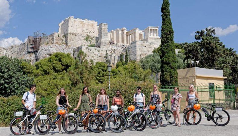 Athens Eco Bike Tours