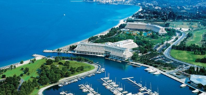 Porto Carras Sithonia 5* Hotel