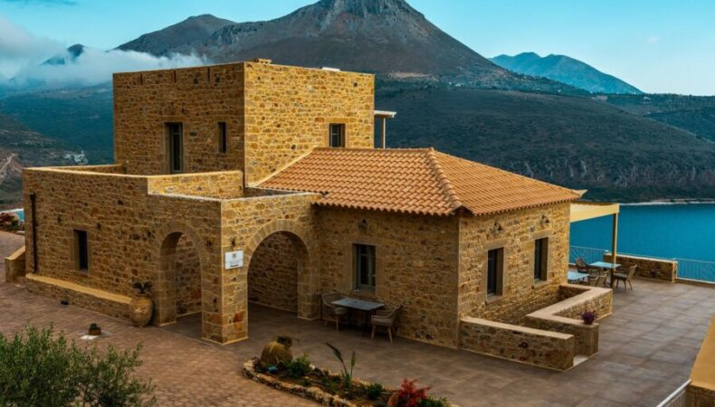 Akrolithi Boutique Hotel & Suites