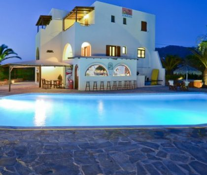 Oasis Studios, Naxos