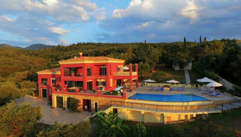 Villa Regina Rossa